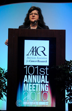 AACR 2010 Annual Meeting Sunday